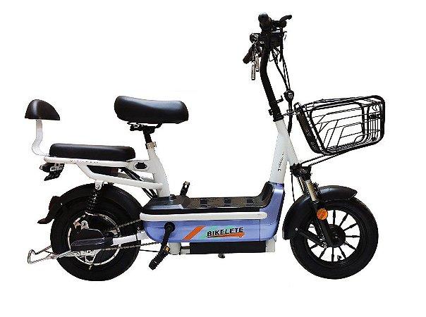 Bicicleta Elétrica 500w com Pedal - Bikelete