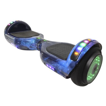 Hoverboard Skate Elétrico 6,5 Led Bluetooth 500w