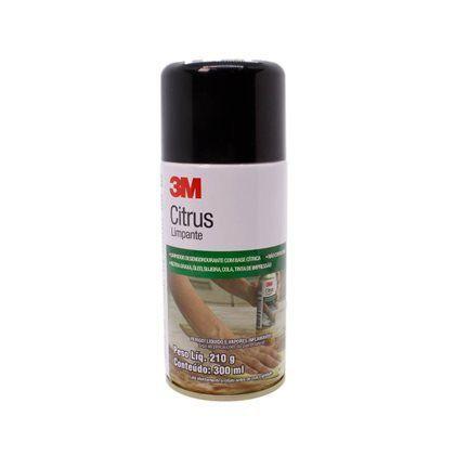 Citrus Limpante Spray 3M 300ml (Removedor de adesivo)