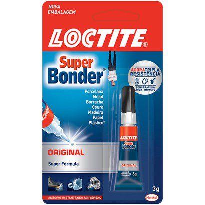 Loctite Super Bonder 3g Original