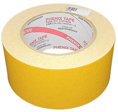 Fita Dupla Face Papel 603 Phenix Tape Rolos com 30 metros