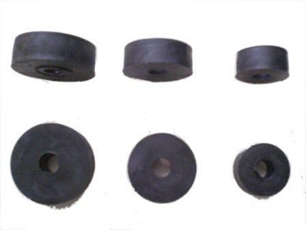 Bucha de PVC para Cortina de Toldo 06 unidades