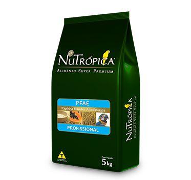 NuTrópica Papinha Psitacídeos Alta Energia 5Kg