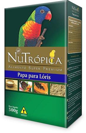 NuTrópica Papa para Lóris 500g