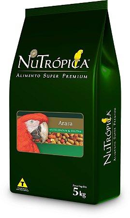 NuTrópica Arara com Frutas 5 Kg