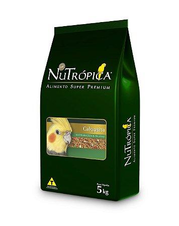 NuTrópica Calopsita com Frutas 5Kg