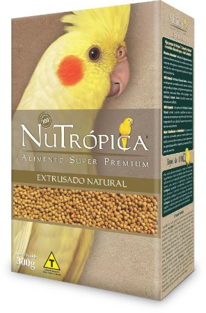 NuTrópica Calopsita Natural 300g