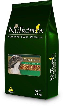 NuTrópica Trinca-Ferro com Frutas e Pimenta 5Kg