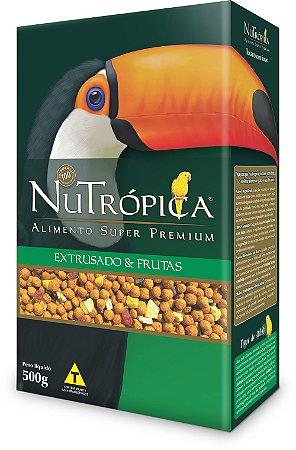 NuTrópica Tucano com Frutas 500g