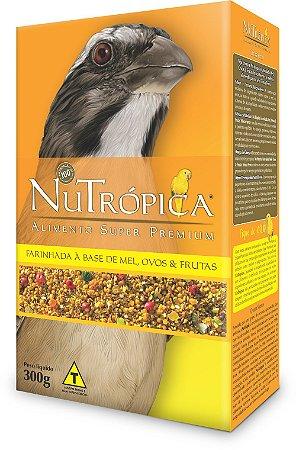 NuTrópica Trinca-Ferro Farinhada à base de Mel, Ovos e Frutas 300g