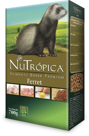 NuTrópica Ferret Natural 700g