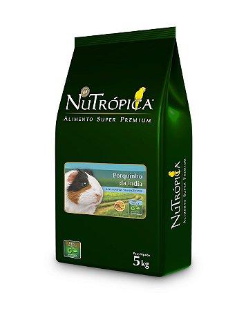 NuTrópica Porquinho da Índia 5Kg