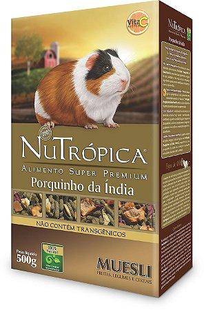 NuTrópica Porquinho da Índia Muesli (Legumes e Frutas) 500g