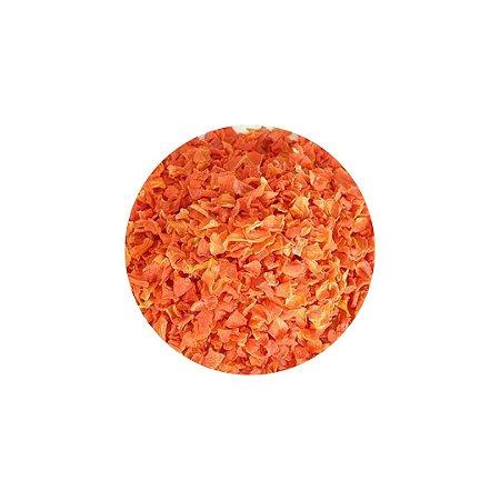Cenoura Desidratada em Cubos 100g