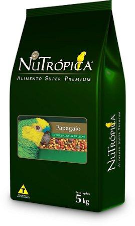 NuTrópica Papagaio com Frutas 5Kg - VALIDADE: 21/04/2020