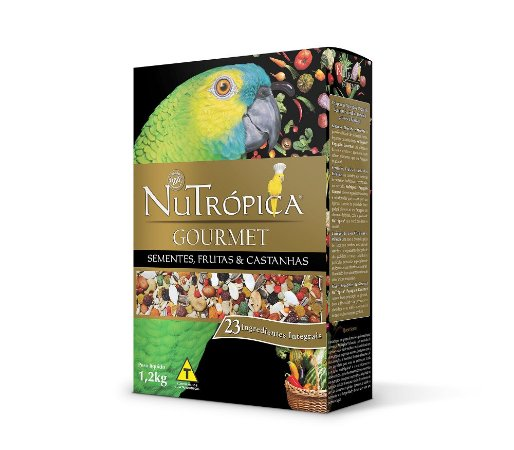 NuTrópica Papagaio Gourmet  1,2Kg