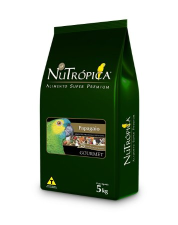 NuTrópica Papagaio Gourmet  5Kg