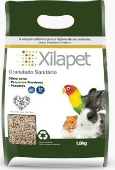 Granulado Xilapet Granel 2 Kg