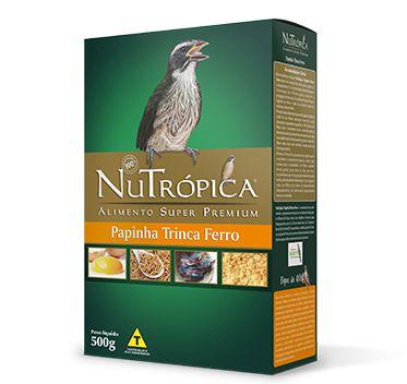 NuTrópica Papinha Trinca-Ferro 500g