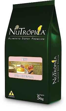 NuTrópica Papinha Psitacídeos Performance 5kg