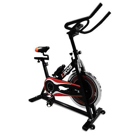 Bicicleta Ergométrica Spinning Kikos F5