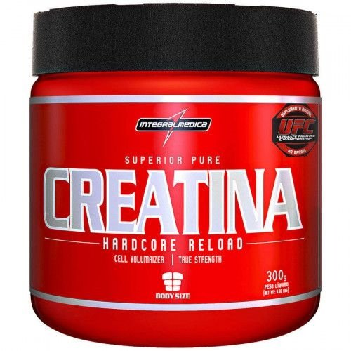 Creatina Integralmédica Hardcore Reload - 300g