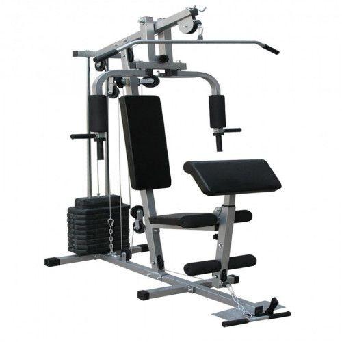 Estação de Musculação WCT Fitness 001 com 80Kg