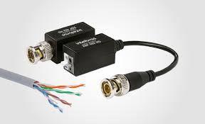 Conector de vídeo Balun INTELBRAS VB501P