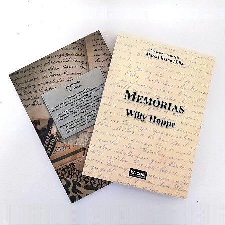 Livro - Memórias Willy Hoppe