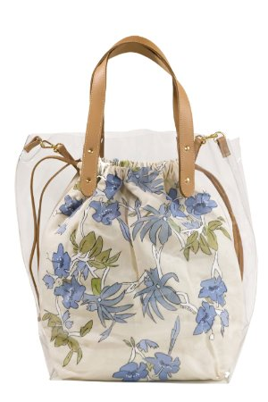 Bolsa AANIS Flores Azul
