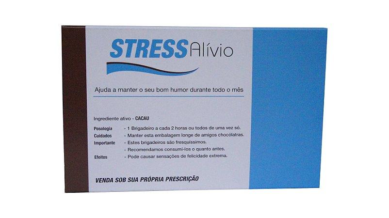 Caixinha Divertida p/ 6 doces - Stress Alívio