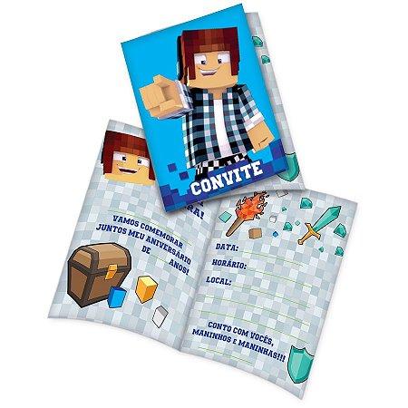 CONVITE AUTHENTIC GAMES C/ 8