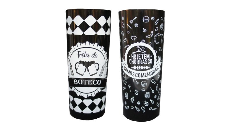 COPO LONG DRINK 350ML - BOTECO/CHURRASCO