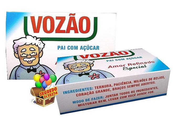 CAIXINHA DIVERTIDA P/ 6 DOCES - AVÓS