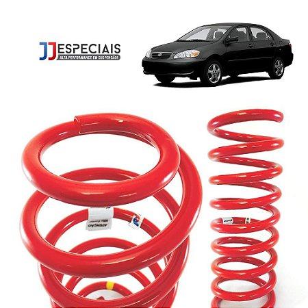 Jogo de Molas Esportivas Toyota Corolla (2003/2008)