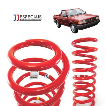 Jogo de Molas Esportivas VW SAVEIRO G1(1982/1997)