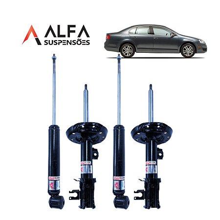 KIT DE AMORTECEDORES ESPORTIVOS VW JETTA MK5 2.5 SEDAN (2006/2010)