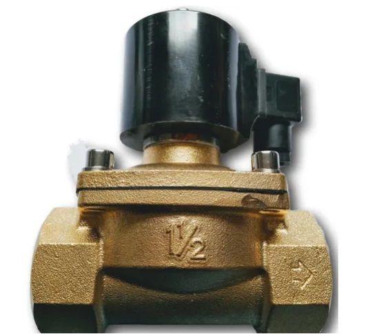 Valvula Solenoide 1.1/2'' VAPOR até 180 graus