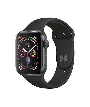 Smartwatch IWO 10  Smochm GPS, Carregamento sem fio (NFC) 44mm series 4