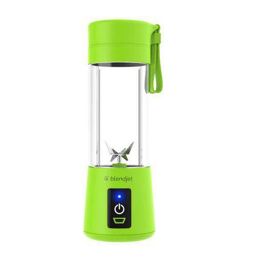 Liquidificador Portatil Blendjet 6 Laminas Verde