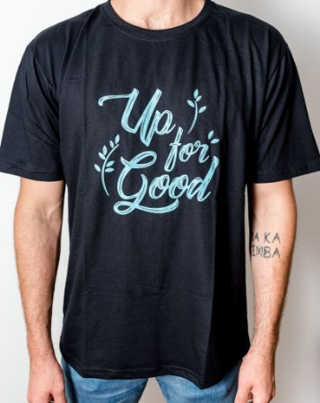 Camisetas Up For Good