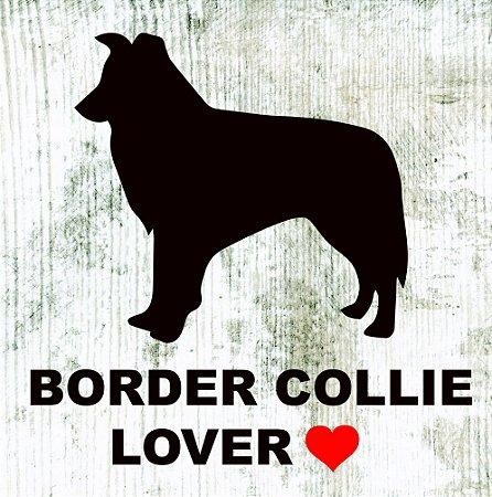 Placa Lover - Várias Raças