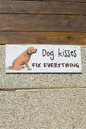 Placa Kisses Fix