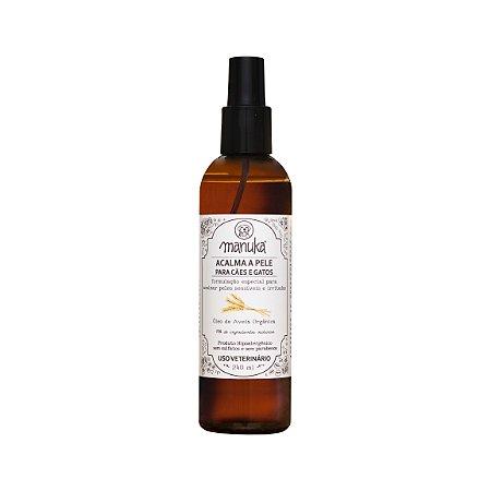Fluido Acalma pele de Aveia Orgânica - 240 ml