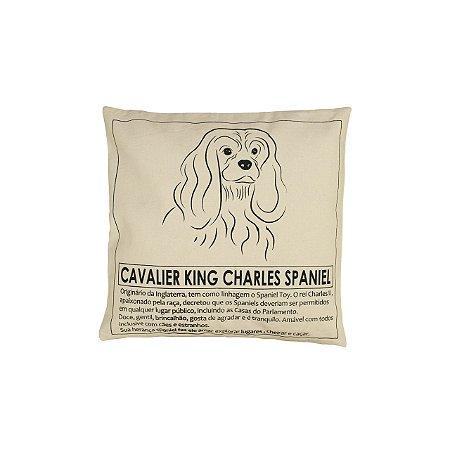 Almofada Cavalier King Charles Spaniel