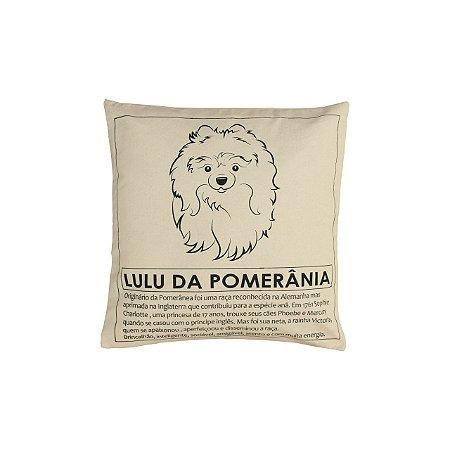 Almofada Lulu da Pomerania