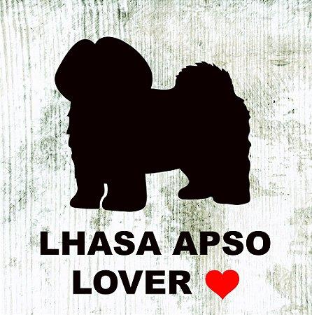 Placas de Lhasa Apso