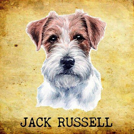 Placas de Jack Russell