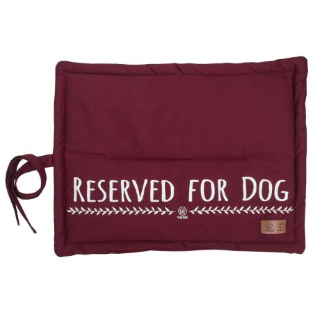 Colchonete Reserved For Dog