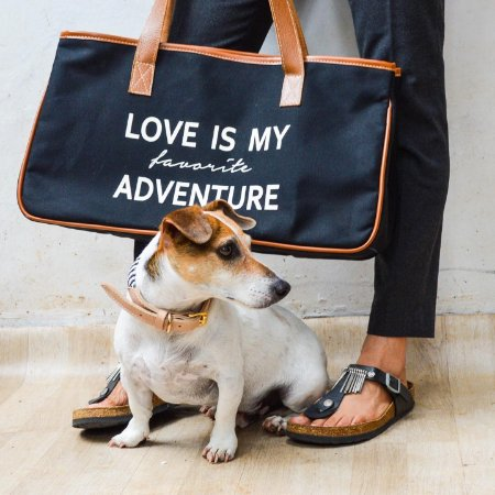 Bolsa Love Is My Favorite Adventure